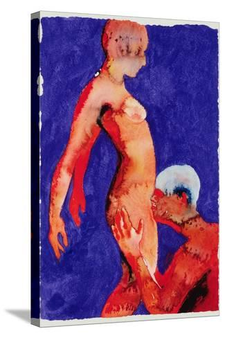 Sex, 1989-Graham Dean-Stretched Canvas Print