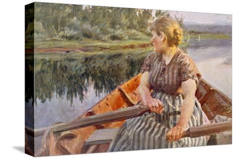 Midsummer Night, 1939-Anders Leonard Zorn-Stretched Canvas Print