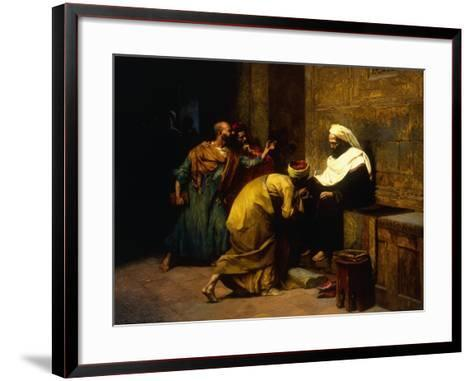 Le Maitre, 1907-Ludwig Deutsch-Framed Art Print