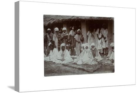 Emir of Ilorin, Nigeria, 1925-C. Pilkington-Stretched Canvas Print