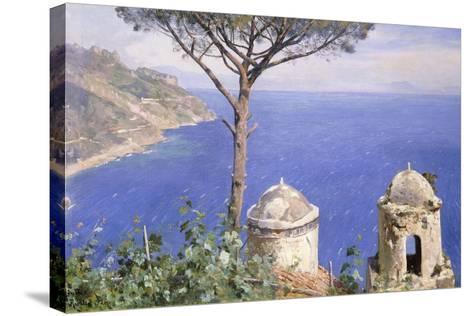 Ravello, 1926-Peder Mork Monsted-Stretched Canvas Print