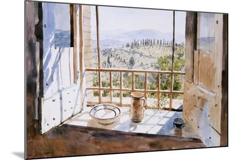 View from a Window, 1988-Lucy Willis-Mounted Giclee Print