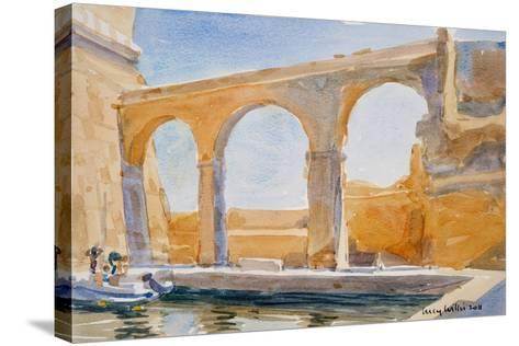 Saint Angelo, 2011-Lucy Willis-Stretched Canvas Print