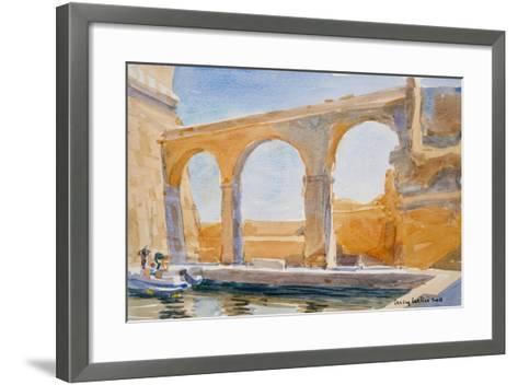 Saint Angelo, 2011-Lucy Willis-Framed Art Print