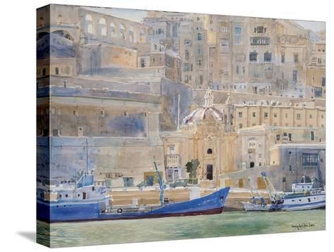 The City of Stone, 2011-Lucy Willis-Stretched Canvas Print