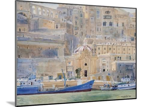 The City of Stone, 2011-Lucy Willis-Mounted Giclee Print
