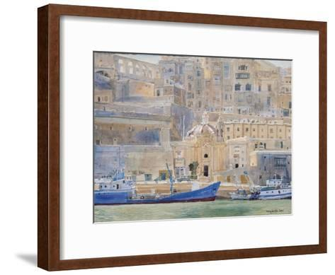 The City of Stone, 2011-Lucy Willis-Framed Art Print