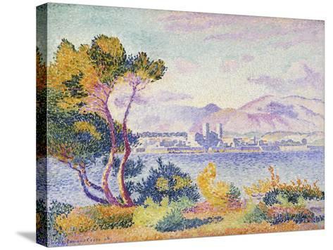 Antibes, Afternoon; Antibes, Apres-Midi, 1908-Henri Edmond Cross-Stretched Canvas Print