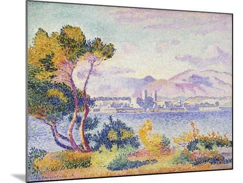 Antibes, Afternoon; Antibes, Apres-Midi, 1908-Henri Edmond Cross-Mounted Giclee Print