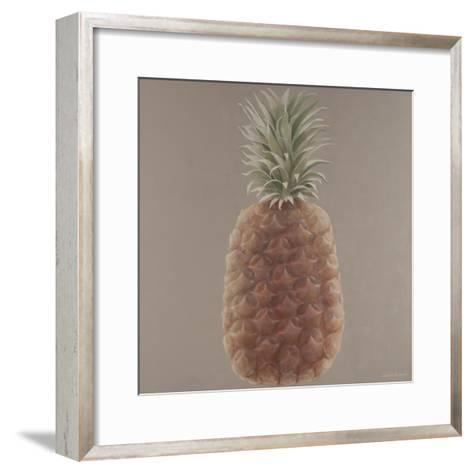 Pineapple, 2012-Lincoln Seligman-Framed Art Print
