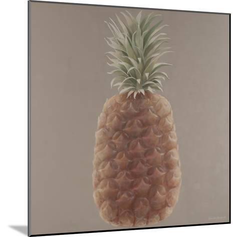 Pineapple, 2012-Lincoln Seligman-Mounted Giclee Print