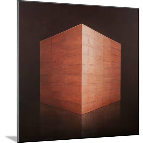 Wine Cases, 2012-Lincoln Seligman-Mounted Giclee Print