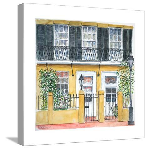 New Orleans, Dauphine St., 2008-Anthony Butera-Stretched Canvas Print