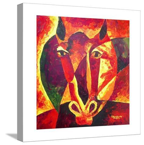 Equus Reborn, 2009-Patricia Brintle-Stretched Canvas Print