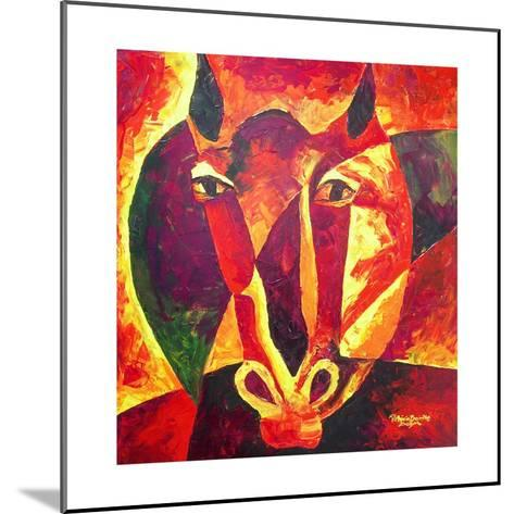 Equus Reborn, 2009-Patricia Brintle-Mounted Giclee Print