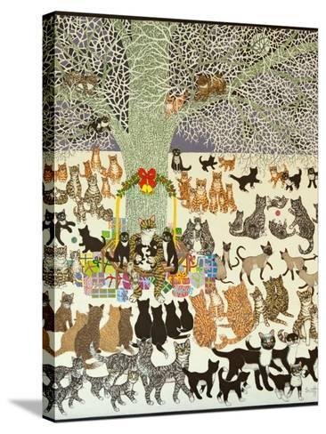 Present Time, 2012-Pat Scott-Stretched Canvas Print