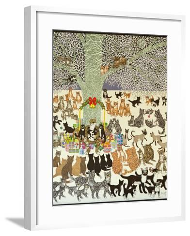 Present Time, 2012-Pat Scott-Framed Art Print