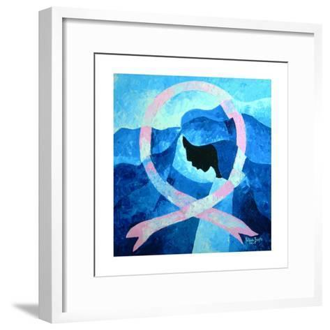 Hope Is Here, 2012-Patricia Brintle-Framed Art Print