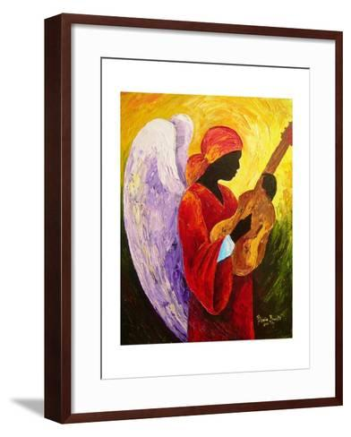 Gloria in Excelcis Deo, 2011-Patricia Brintle-Framed Art Print