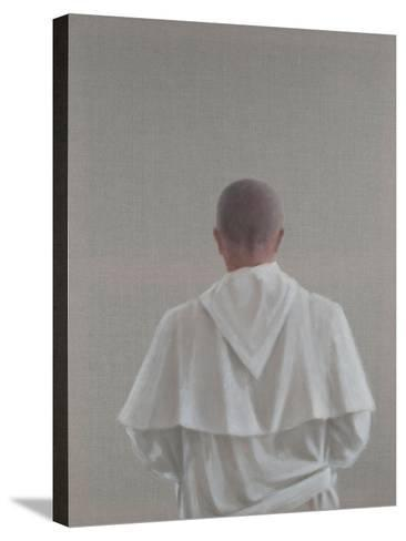 Monk Sant'Antimo III, 2012-Lincoln Seligman-Stretched Canvas Print