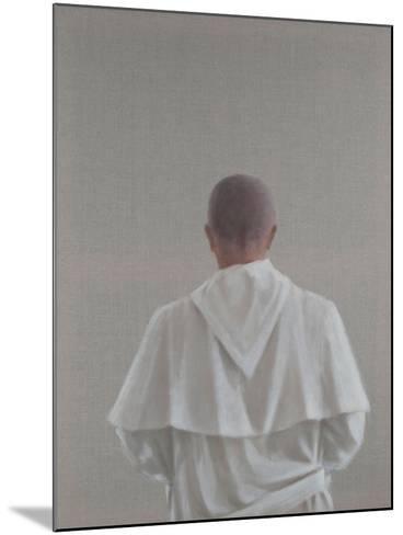 Monk Sant'Antimo III, 2012-Lincoln Seligman-Mounted Giclee Print