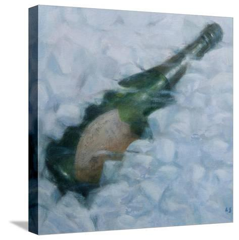 Champagne on Ice, 2012-Lincoln Seligman-Stretched Canvas Print