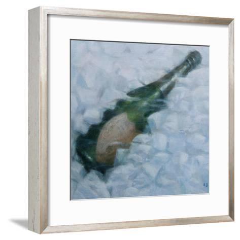 Champagne on Ice, 2012-Lincoln Seligman-Framed Art Print