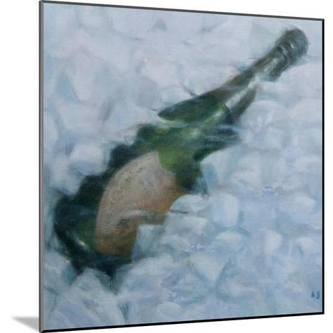 Champagne on Ice, 2012-Lincoln Seligman-Mounted Giclee Print