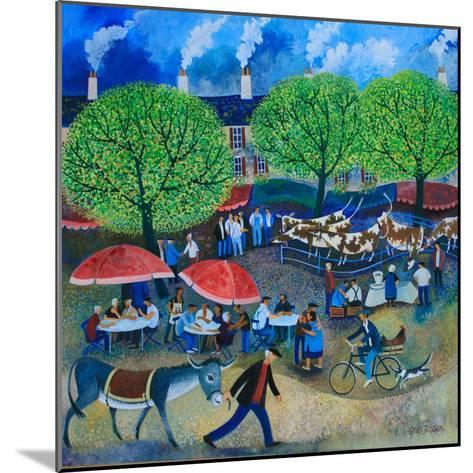 Another Market Day, 2008-Lisa Graa Jensen-Mounted Giclee Print