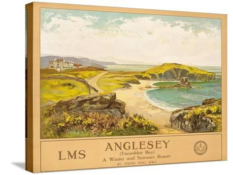 Anglesey, c.1925-Henry John Yeend King-Stretched Canvas Print