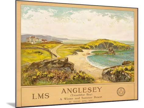 Anglesey, c.1925-Henry John Yeend King-Mounted Giclee Print