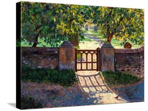 Church Gate, 2012-Tilly Willis-Stretched Canvas Print