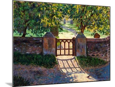 Church Gate, 2012-Tilly Willis-Mounted Giclee Print