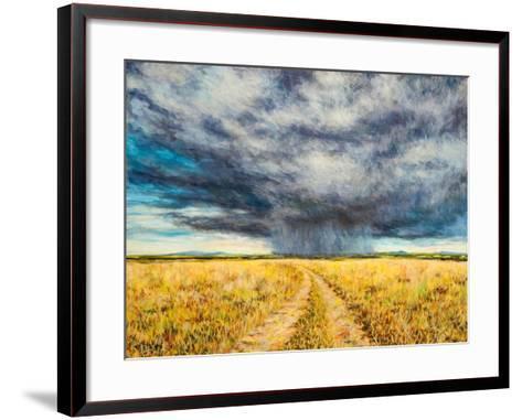 Mara Storm, 2012-Tilly Willis-Framed Art Print