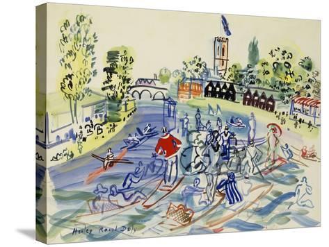 La Port de La Rochelle, 1927-Paul Signac-Stretched Canvas Print