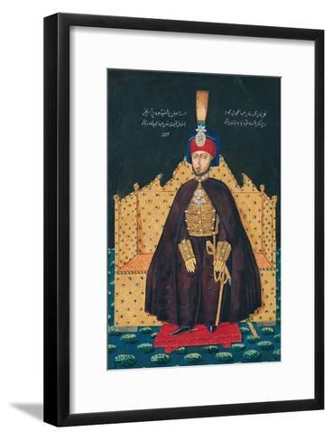 Sultan Abdulmecid I--Framed Art Print