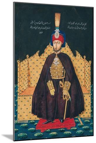 Sultan Abdulmecid I--Mounted Giclee Print