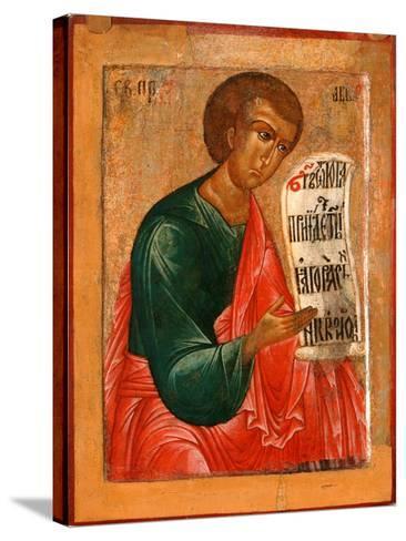 The Prophet Habakkuk-Terenty Fomin-Stretched Canvas Print