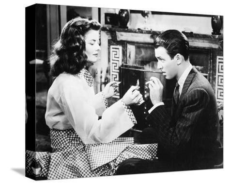 The Philadelphia Story (1940)--Stretched Canvas Print