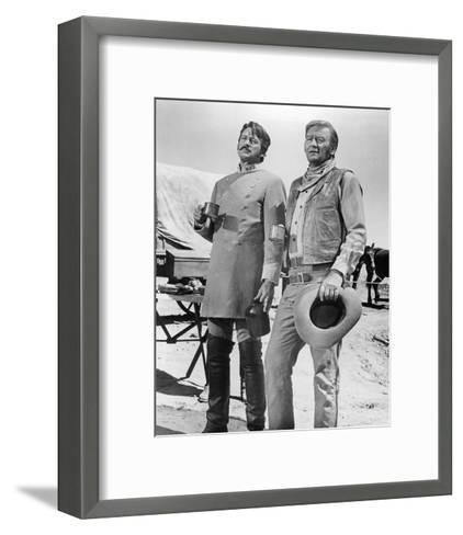 The Undefeated (1969)--Framed Art Print