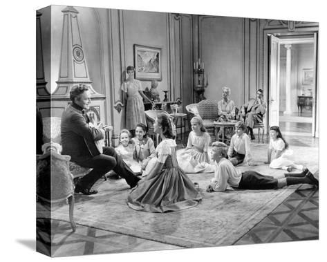 The Sound of Music (1965)--Stretched Canvas Print
