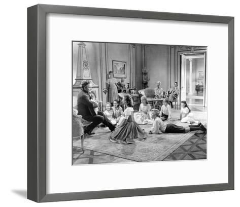 The Sound of Music (1965)--Framed Art Print