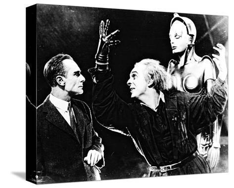 Metropolis (1927)--Stretched Canvas Print