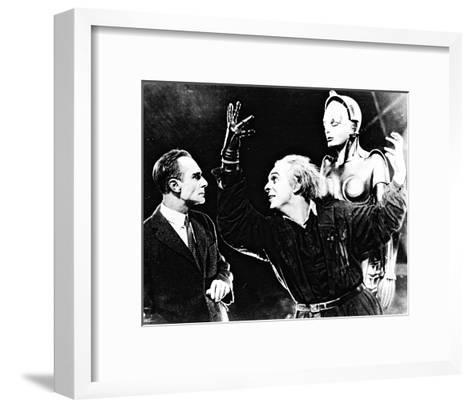 Metropolis (1927)--Framed Art Print