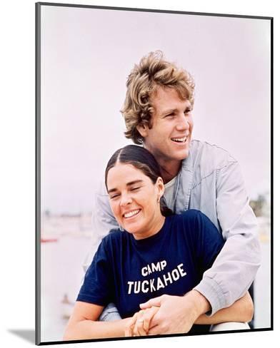 Love Story--Mounted Photo