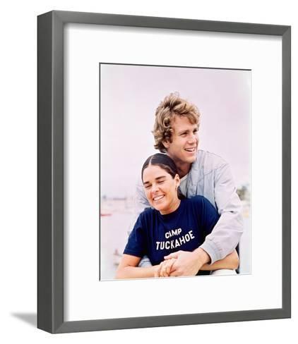 Love Story--Framed Art Print