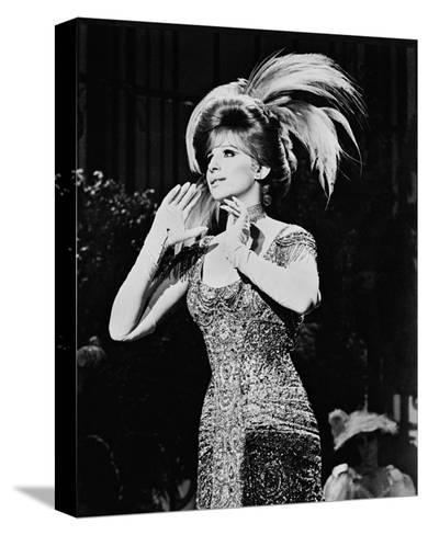 Barbra Streisand, Funny Girl (1968)--Stretched Canvas Print