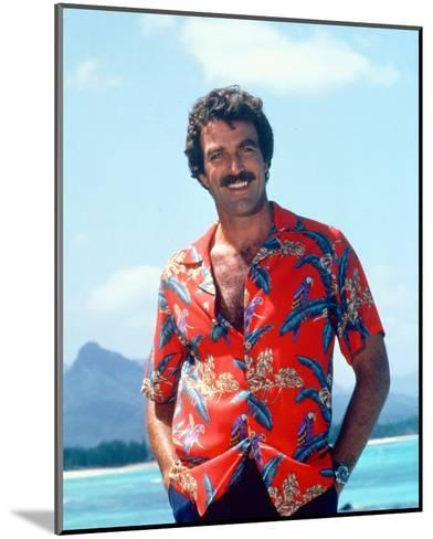 Magnum, P.I. (1980)--Mounted Photo