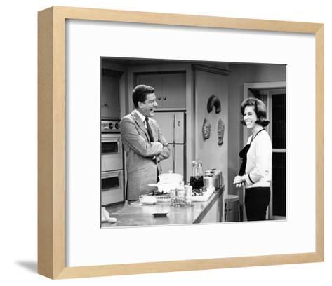 The Dick Van Dyke Show (1961)--Framed Art Print