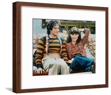 Mork & Mindy (1978)--Framed Art Print